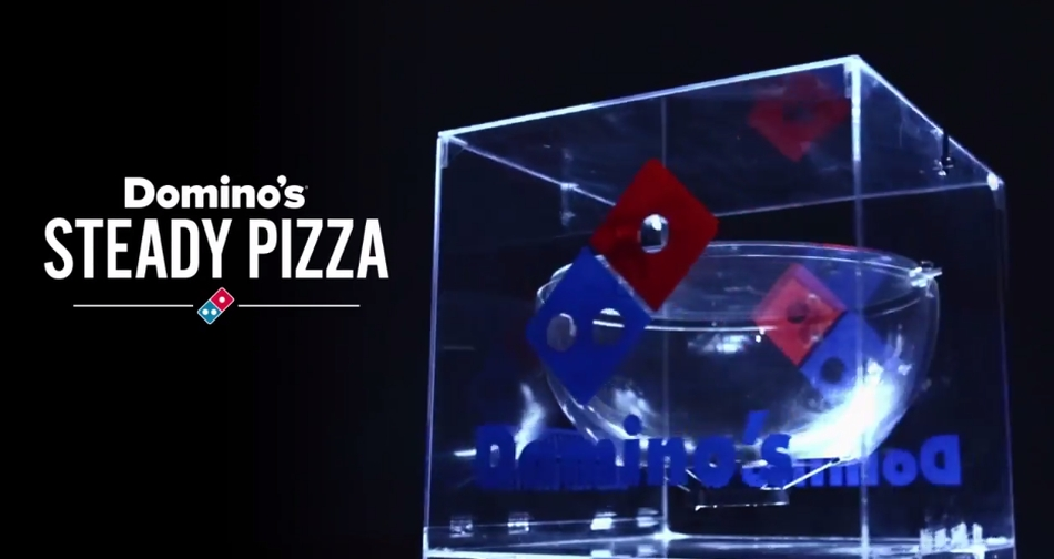Domino's Steady Pizza 1