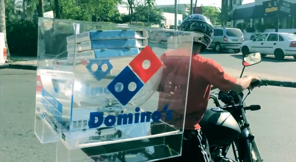 Domino's Steady Pizza 3