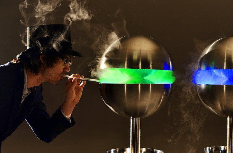 Edible Mist Machine 4