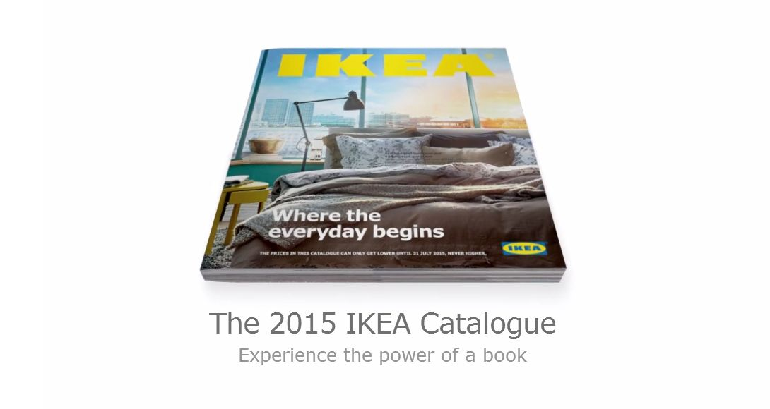 IKEA BookBook Catalogue 1