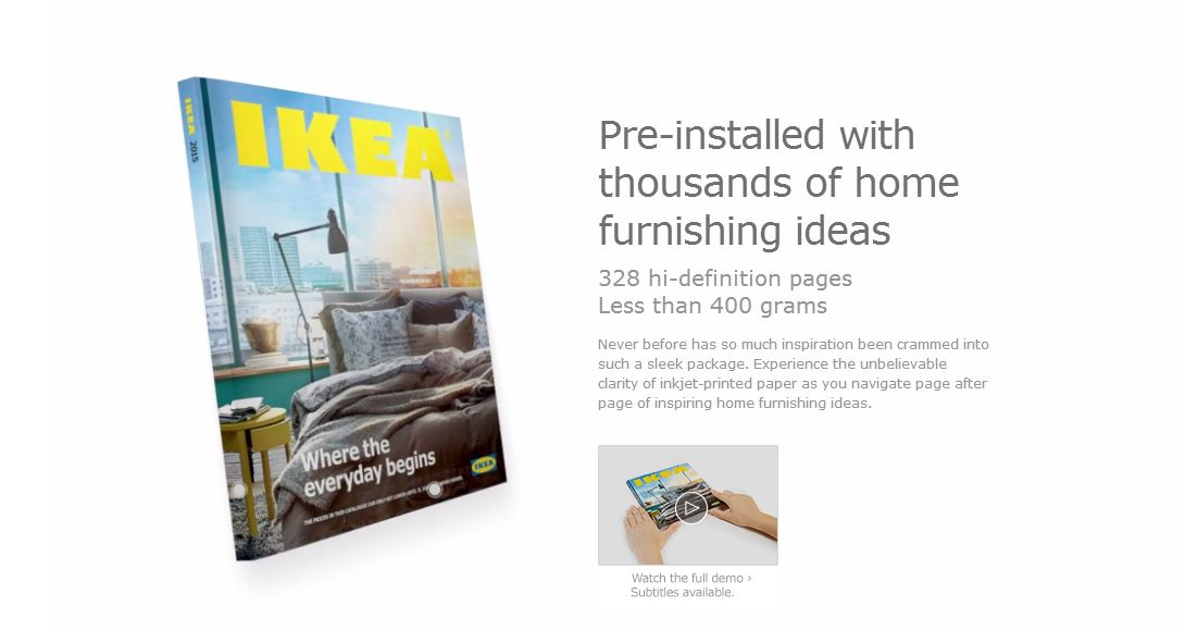 IKEA BookBook Catalogue 2
