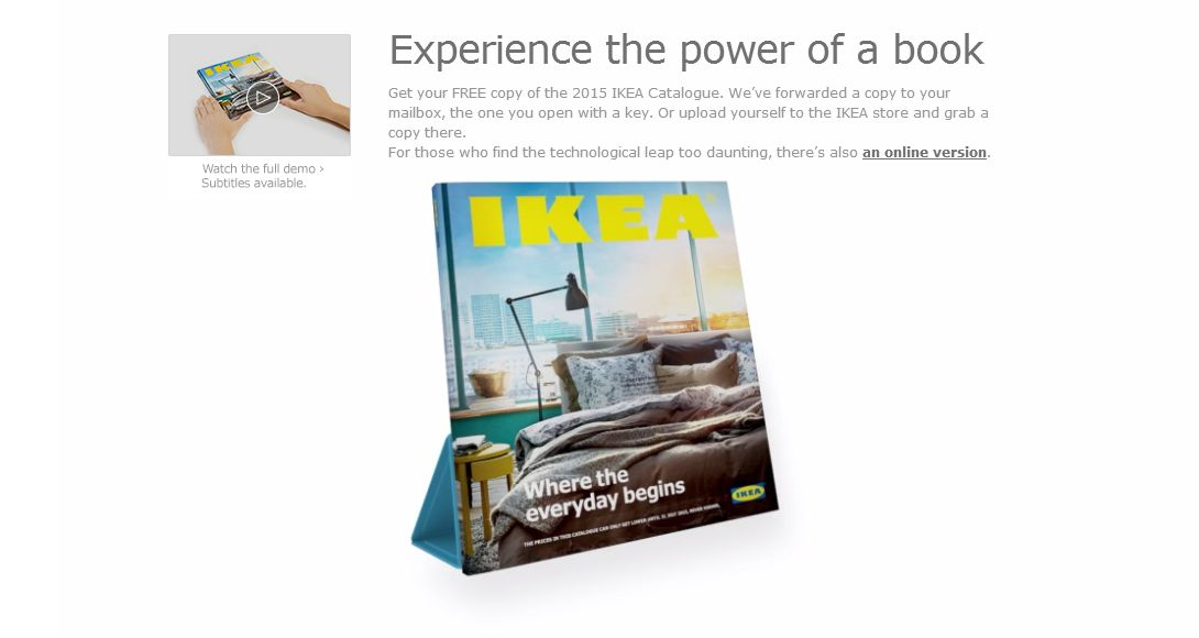 IKEA BookBook Catalogue 6