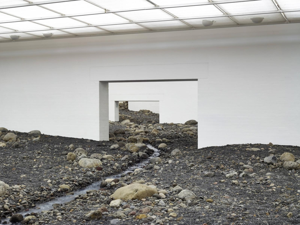 Olafur Eliasson Riverbed 2