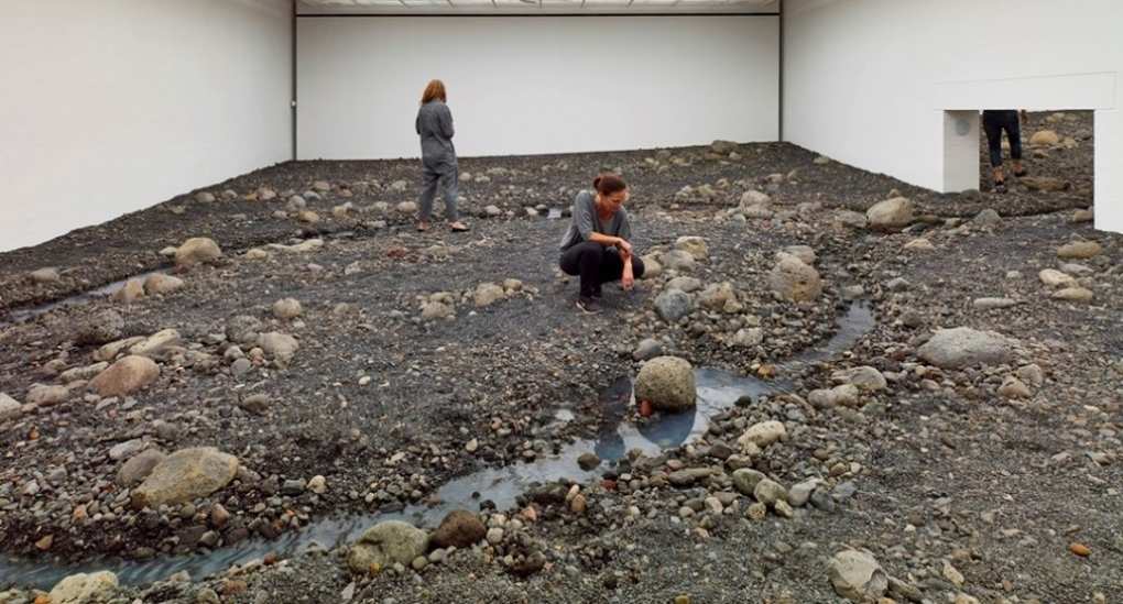 Olafur Eliasson Riverbed 5