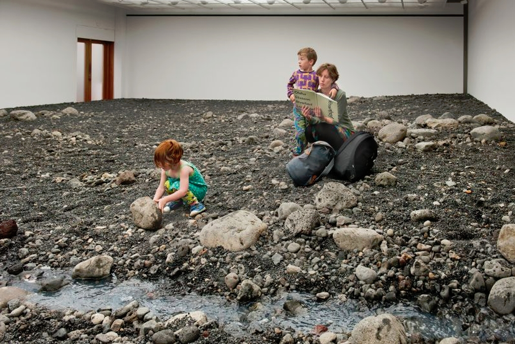 Olafur Eliasson Riverbed 6