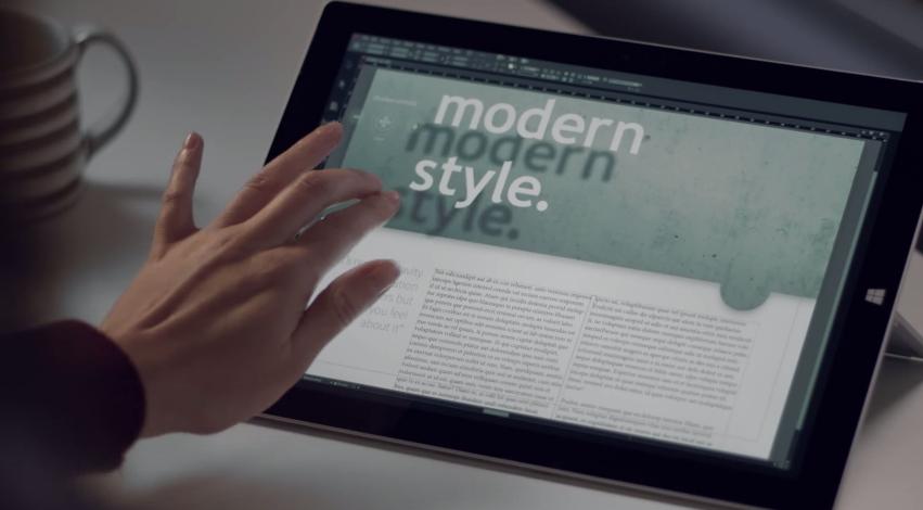 Adobe Microsoft Future 8