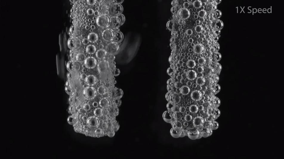 Beautiful Chemistry Bubbling 3