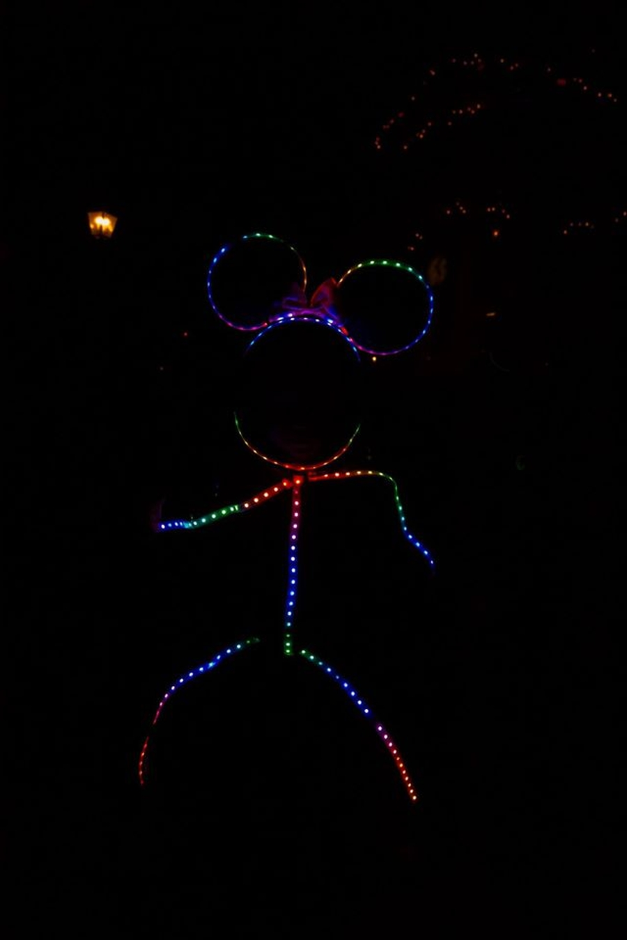 Glowy Zoey LED Minnie 2