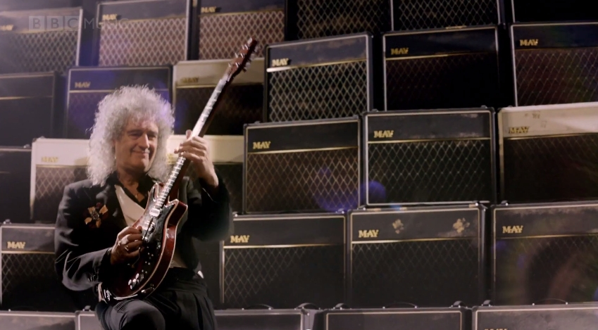 God Only Knows Cover Brian May