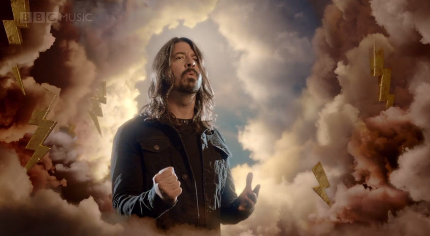 God Only Knows Cover Dave Grohl