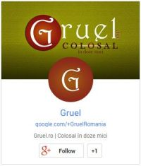 Gruel pe Google+