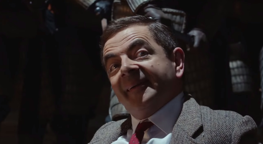 Snickers Mr Bean Kung Fu 9